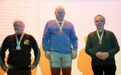Championnats VD à 10 mètres
