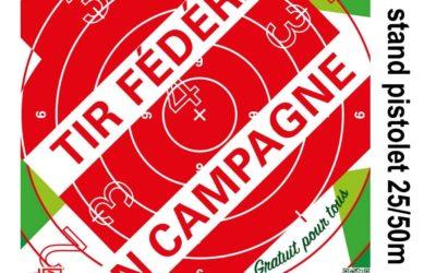 Tir fédéral en campagne